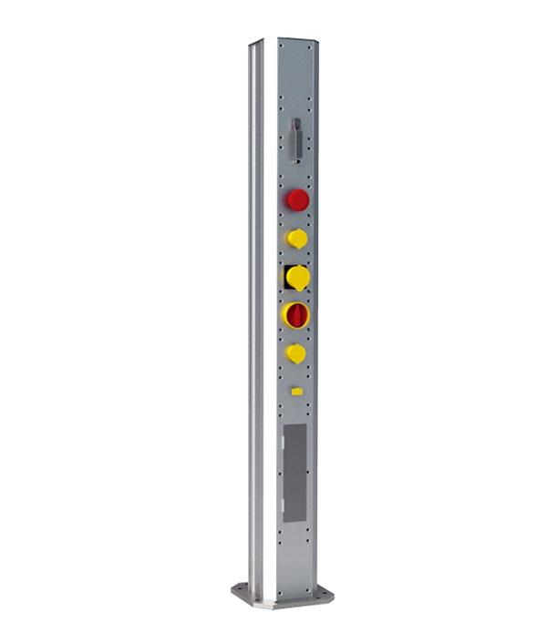 电源柱M型